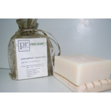 Cinnamon Rosemary Soap