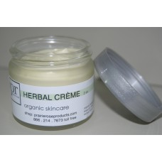 Herbal Creme  -    Now with Frankincense Oil !