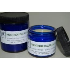 Menthol Balm  1/2 oz tin