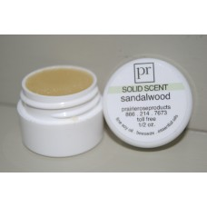 Sandalwood Solid Scent